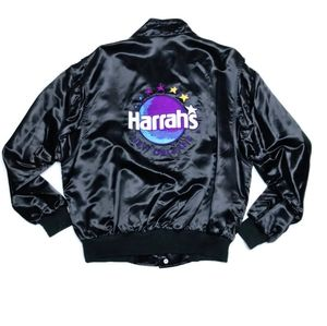 Harrah's New Orleans Vintage Casino Jacket